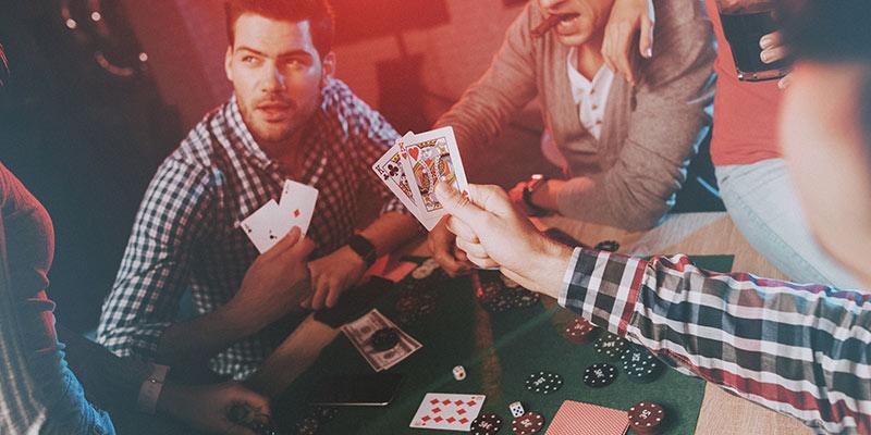 ganhos poker 1