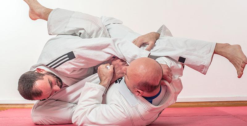 CARD Jiu jitsu luta estrategias
