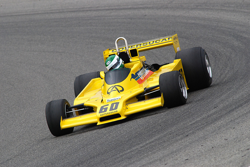 Emerson Fittipaldi Carro F1