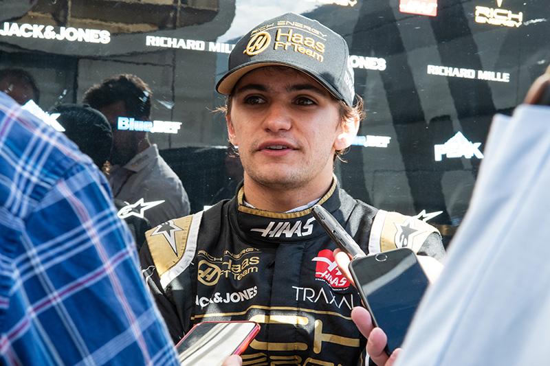 Pietro Fittipaldi F1 entrevista