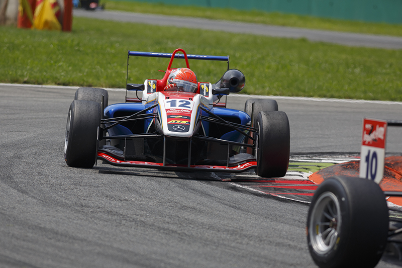 Pietro Fittipaldi carro F1