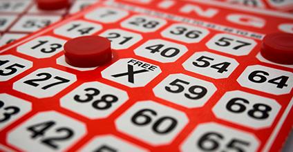 bingo popular card