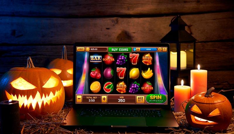 halloween slot online
