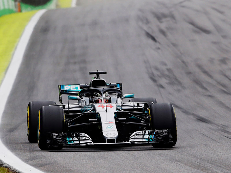 Hamilton GP Formula 1 Brasil 2019