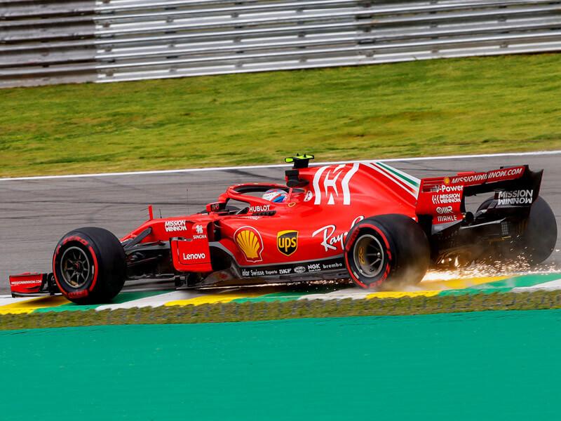Vettel GP Formula 1 Brasil 2019