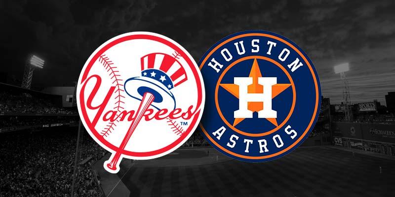 astros yankees escudos baseball