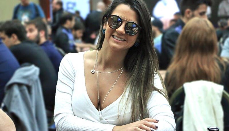 dayane kotoviezy jogadora brasileira poker