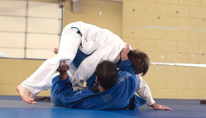 jiu jitsu esporte luta