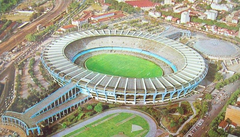 maracana antigo futebol