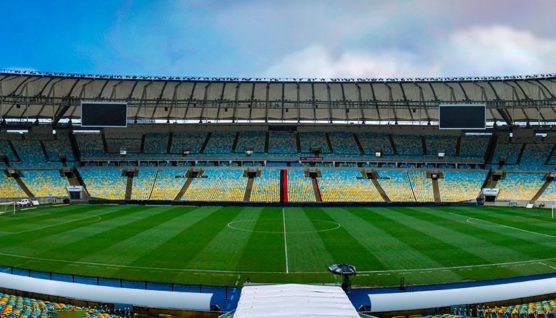 maracana estadio campo