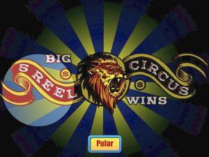 5 reel circus slot circus