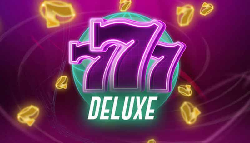 777 deluxe slot mais jogados