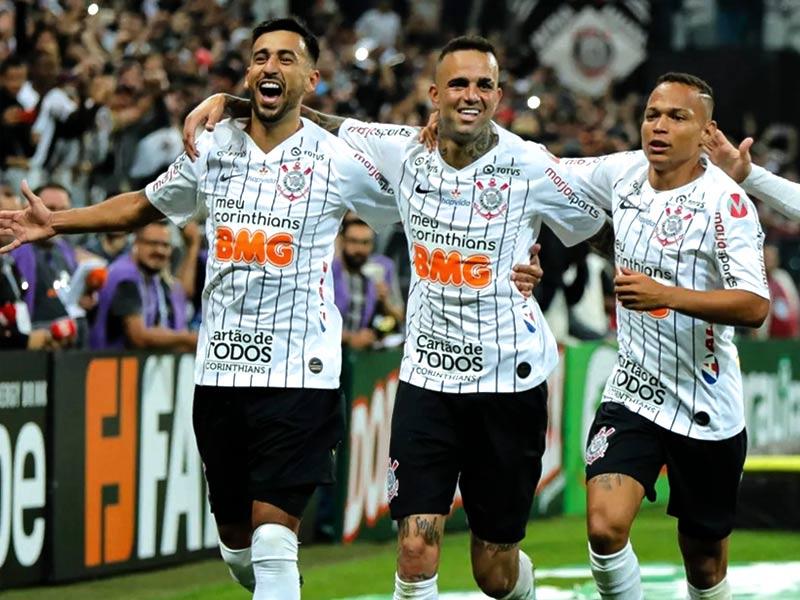 Corinthians time paulista