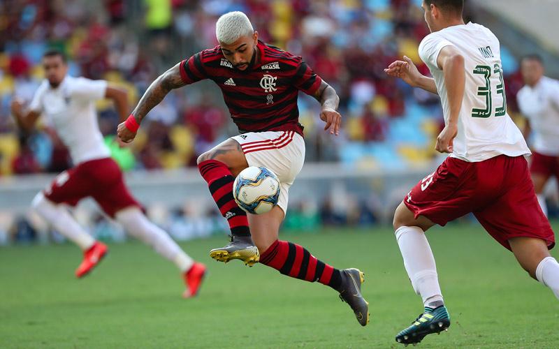 Flamengo Gabigol jogo