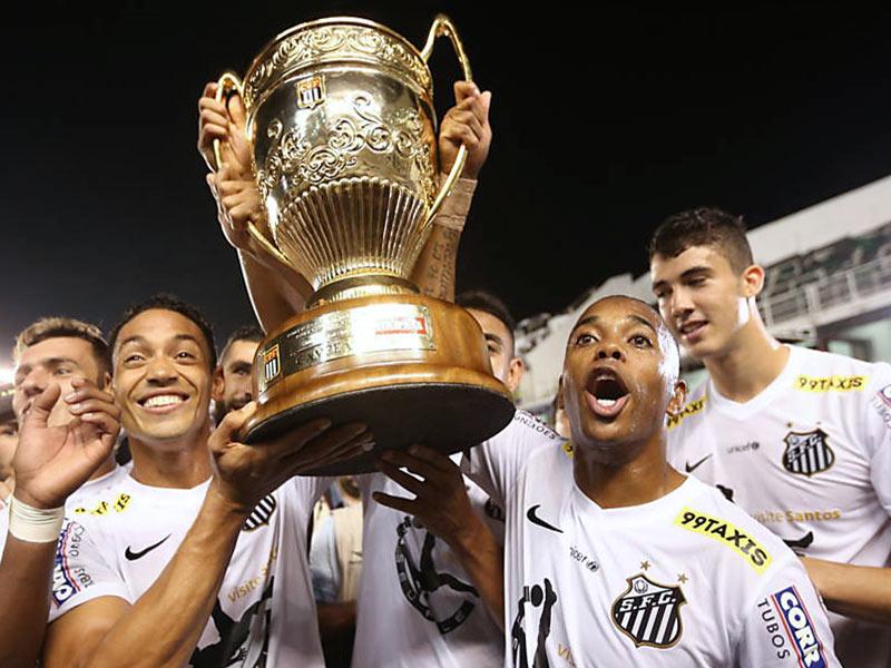 Santos Campeonato Paulista