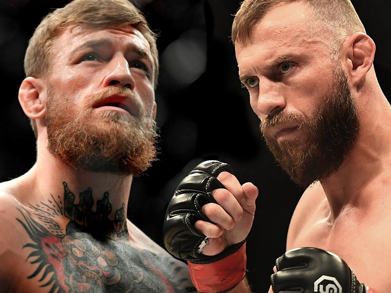 conor mcgregor donald cerrone UFC 246