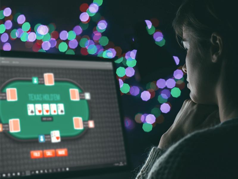 jogar poker contra computador