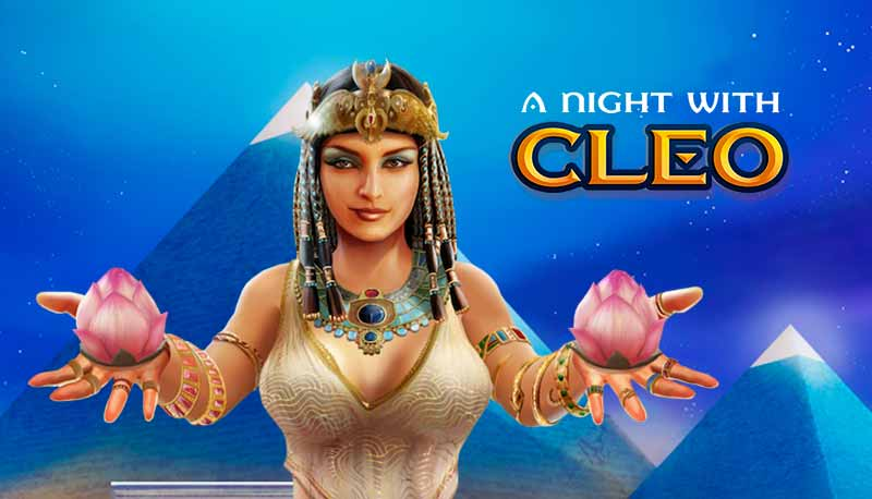night with cleo slot mais jogado