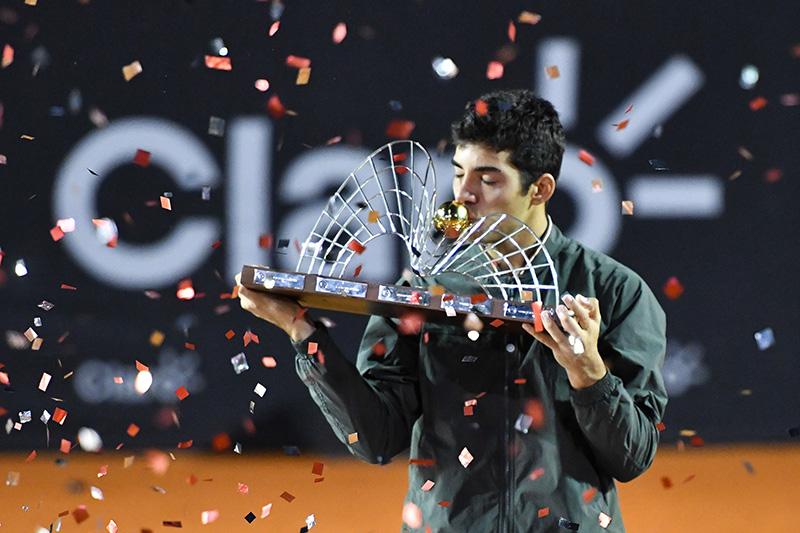 Cristian Garin Vencedor Rio Open 2020