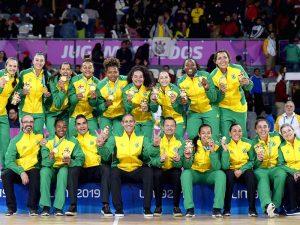 basquete feminino brasileiro pan