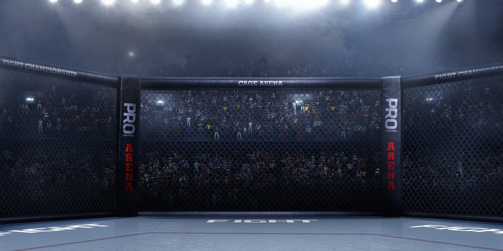 cage arena