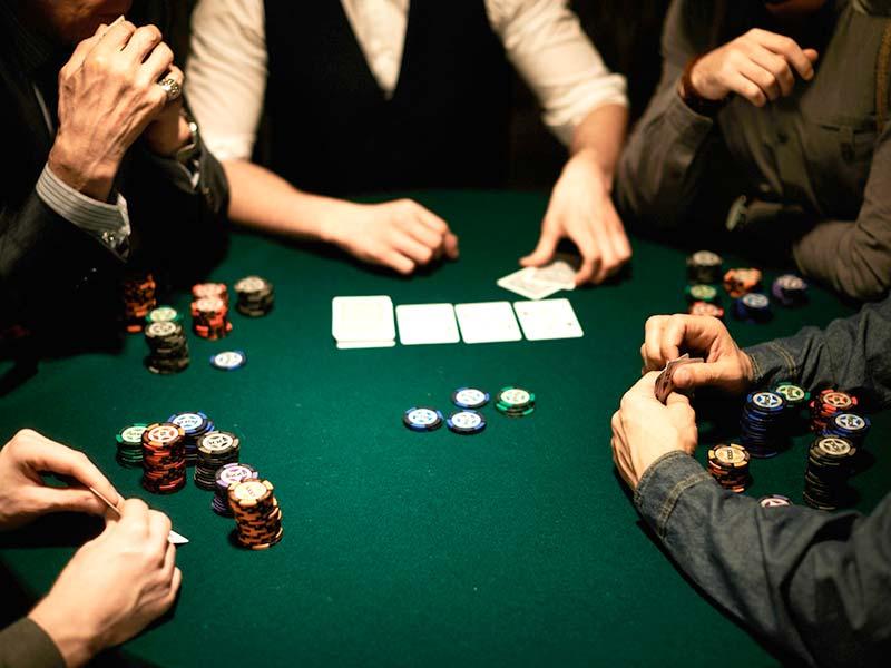 poker origem