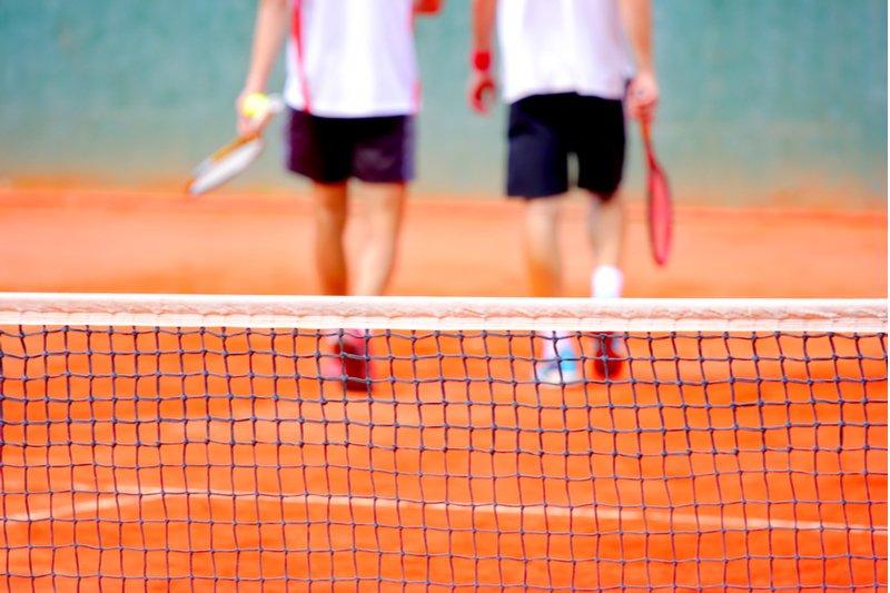 tenis doubles
