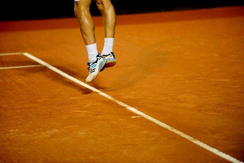 tenis service