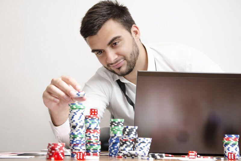 Poker fichas online