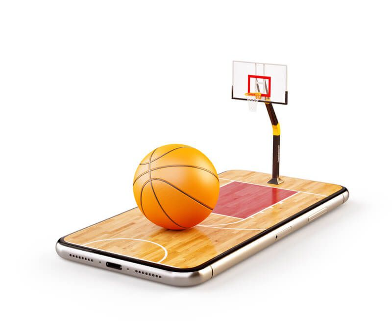 esportes virtuais basquete