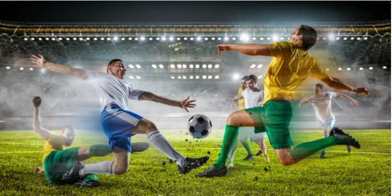 esportes virtuais futebol