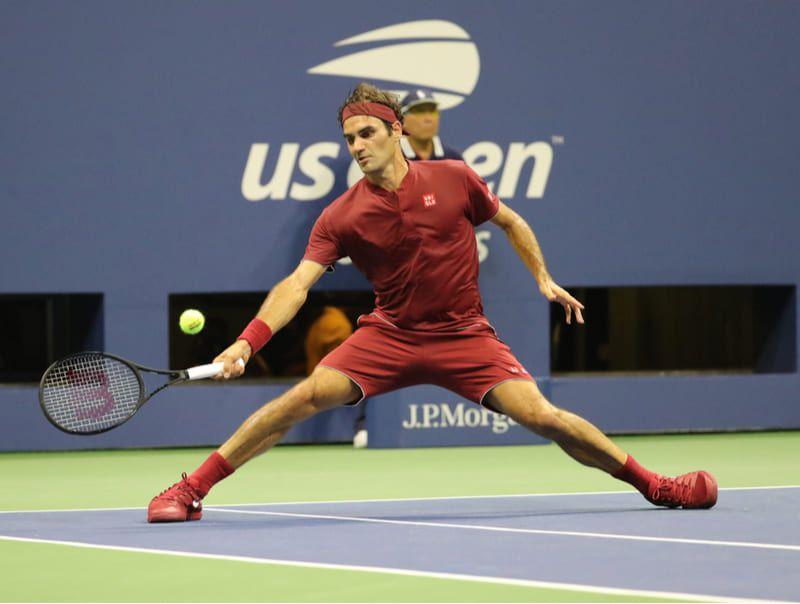 federer tenis