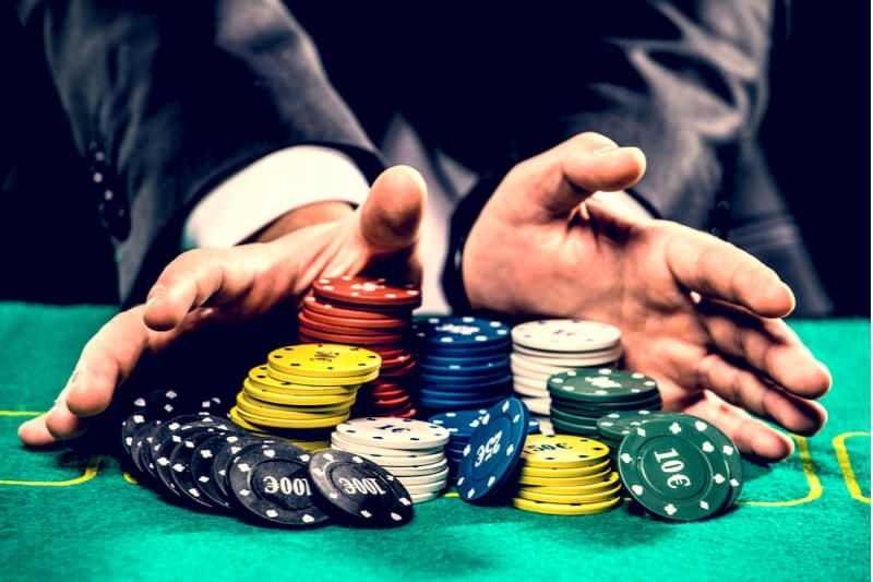 fichas casino blackjack