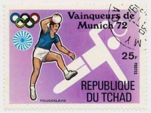 hanball olimpiadas 1972