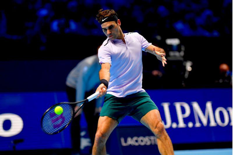 Jogar Federer