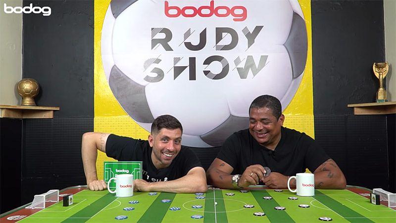 Rudy Show Vampeta