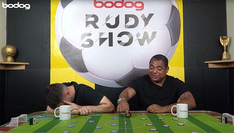 Vampeta Rudy Show 04 video