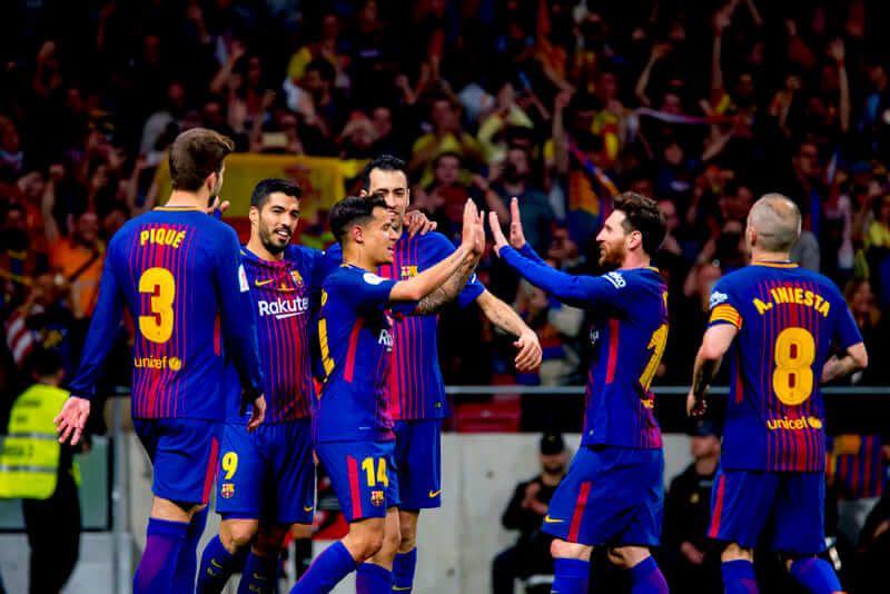 barcelona festejo