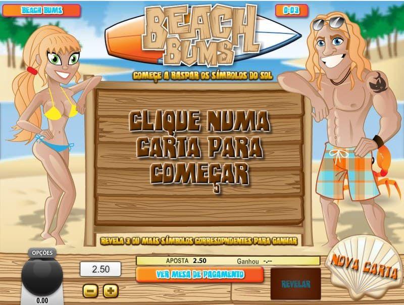 beach bums comecar