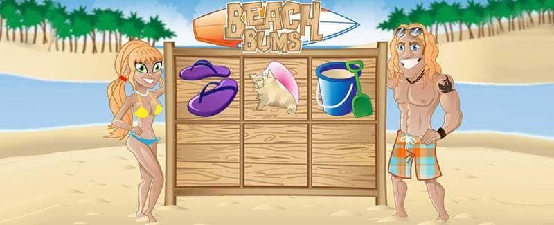 beach bums icones