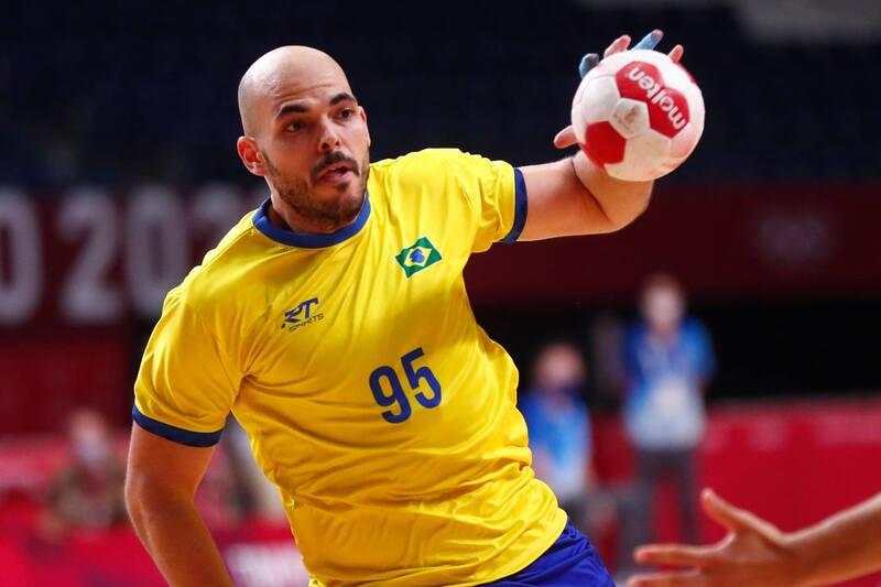 brasil historia handball