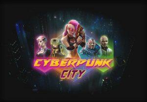ciberpunk city