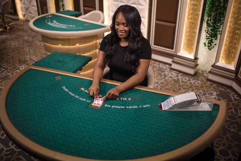 21 blackjack online