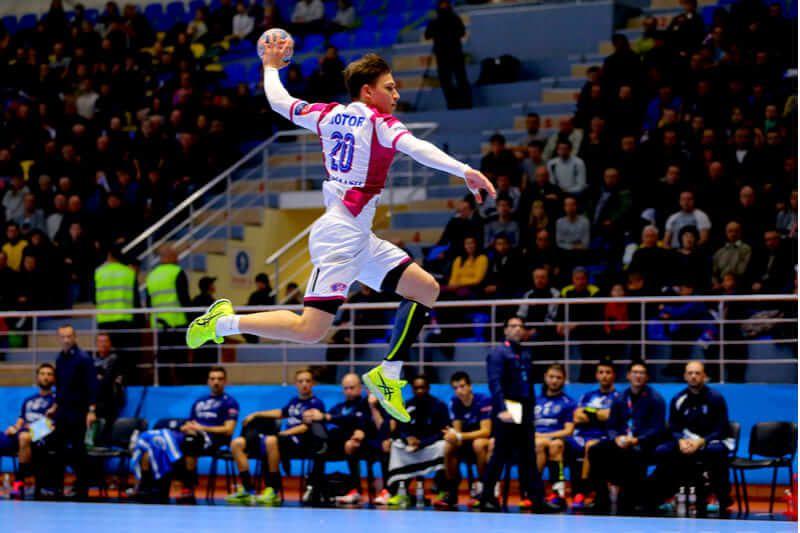 jugador handball