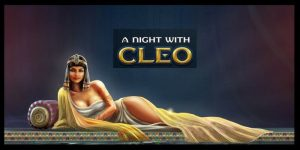 night with cleo