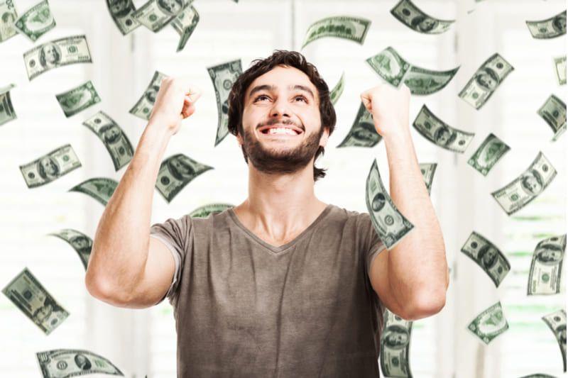 winning money 1
