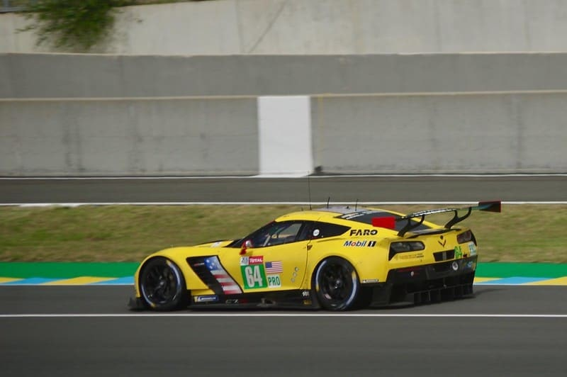 Corvette Racing 24 le mans
