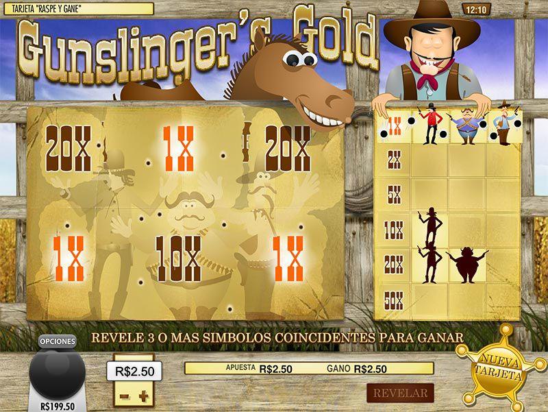 Gunslingers online bodog