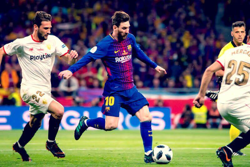 barcelona vs sevilla bodog