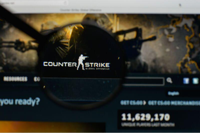 counter strike logo bodog